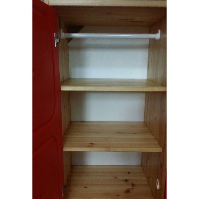 Moving Out Sale] Ikea Trofast frame with shelves, door and drawers ...