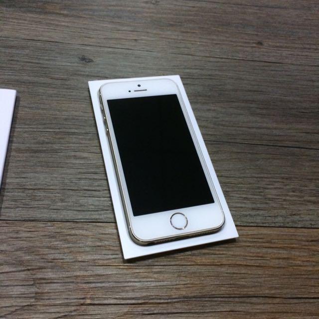 Iphone 5s 16g 金