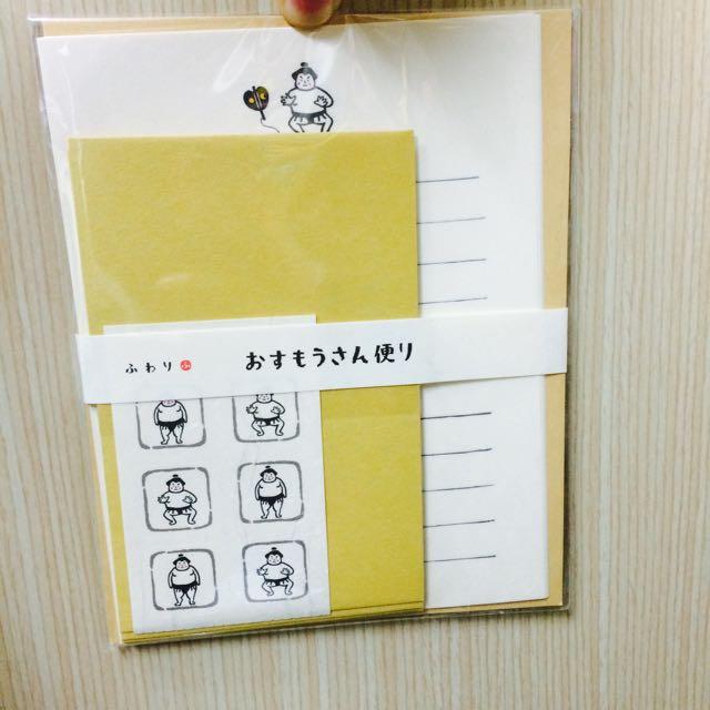 (日本LOFT)信紙(附信封)
