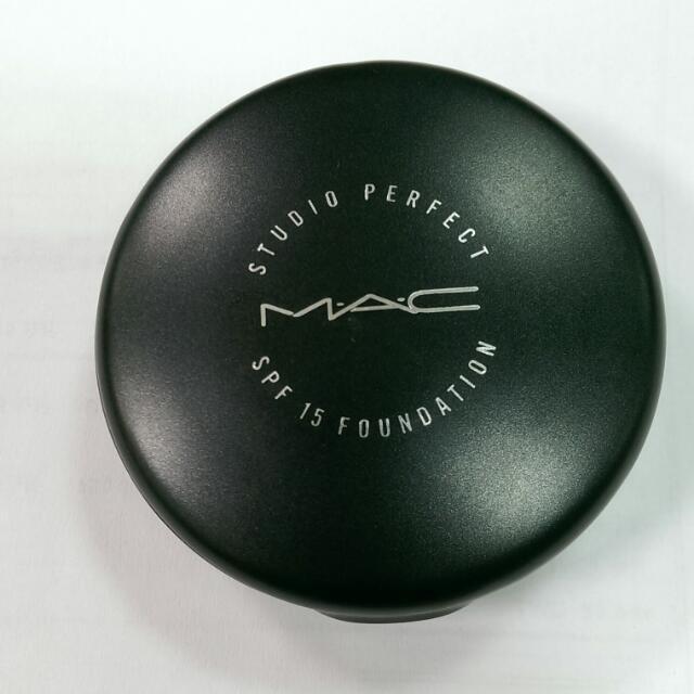 保留中)MAC粉餅空盒