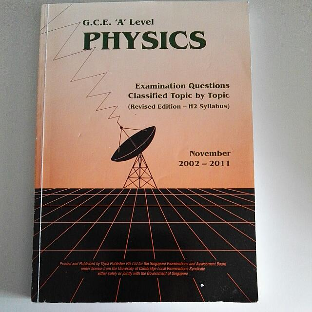 Physics Topical Ten Year Series