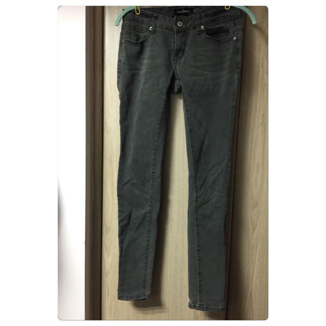 ✨Queen Shop 鐵灰牛仔褲✨