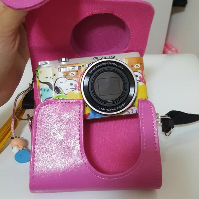(保留)全新ZR相機包