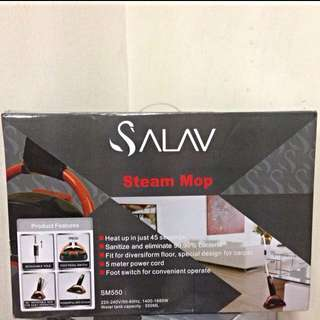 Salav Steam Mop SM550