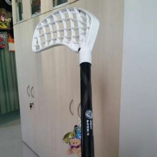 Exel Helix Chrome Black Edition With Air Blade (Leftie)