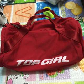 Top Girl圓桶包