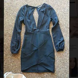 Black Dress, Size 8. Negotiable!