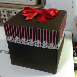 #現貨禮物盒 情人節 聖誕節 特別節日 結婚禮物首選