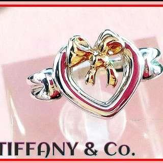 Tiffany 真品戒子
