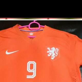3dfca0f0ef3 Nike World Cup Netherlands Away Jersey