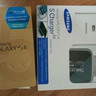 Used Samsung Galaxy S5 for $240 Only