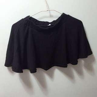 ✨ 黑 灰 褲裙