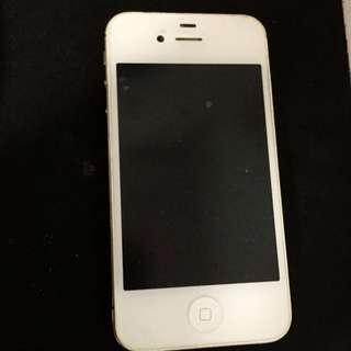 IPhone 4s White