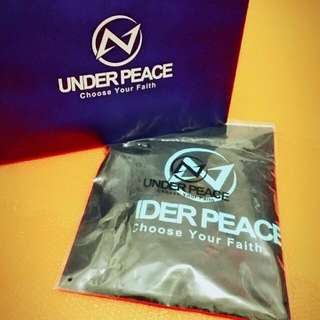 UNDER PEACE 雨衣