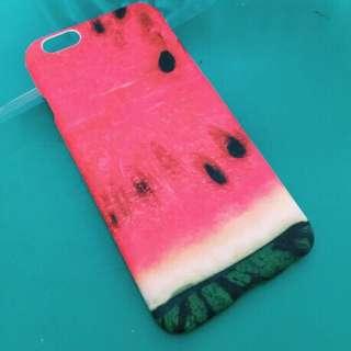 (現貨)西瓜手機套 iPhone 6