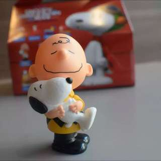 [TRADE Only] Charlie Brown/Snoopy Toy For Sally/Snoopy Toy