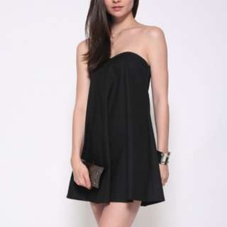 Love Bonito Bustier Dress