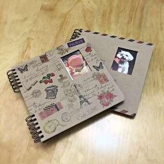 生活旅遊記錄/筆記本