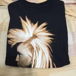 Rock T恤