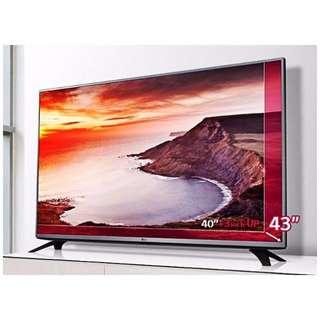 LG 43 inch FHD SMART TV (43LF590T)