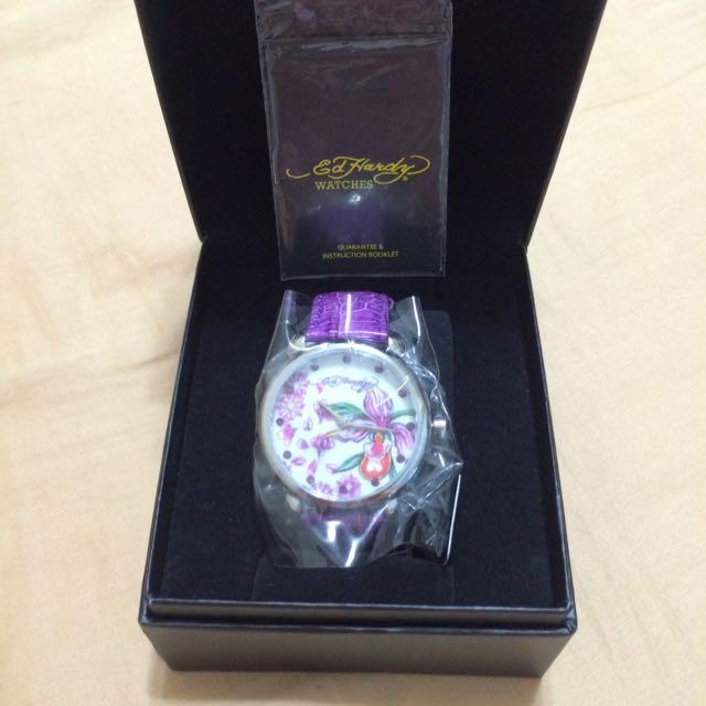 施華洛世奇晶鑽腕錶