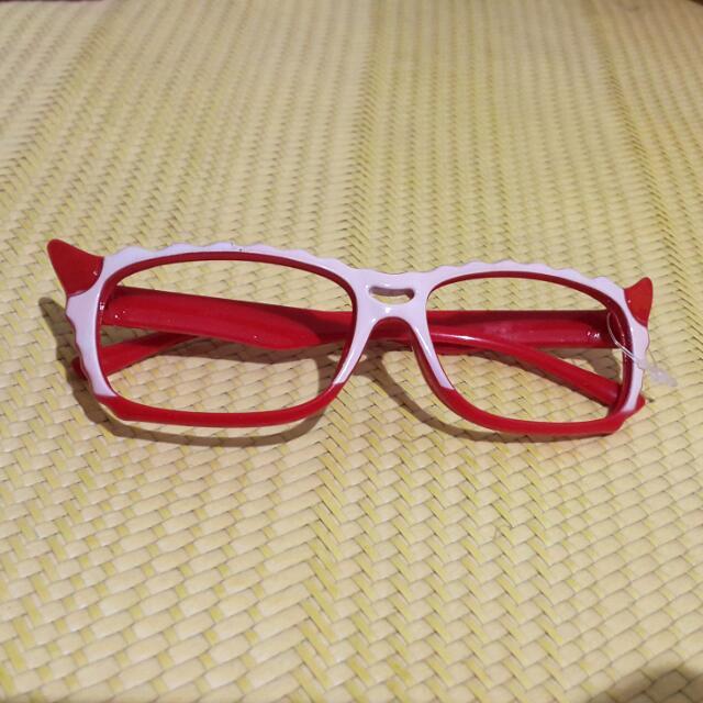 全新小惡魔造型眼鏡