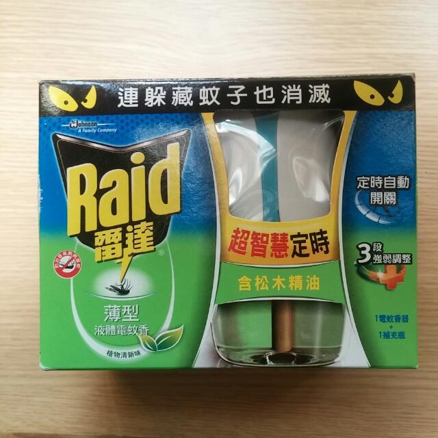 (保留)雷達 液體電蚊香