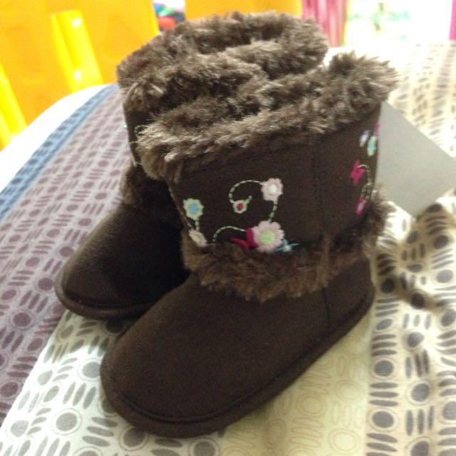 全新 寶寶寶靴