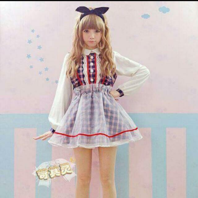 苛家 日系洋裝 連身裙