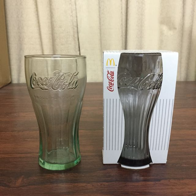 全新 二手 麥當勞 曲線 可樂 紀念杯 馬克杯 曲線瓶