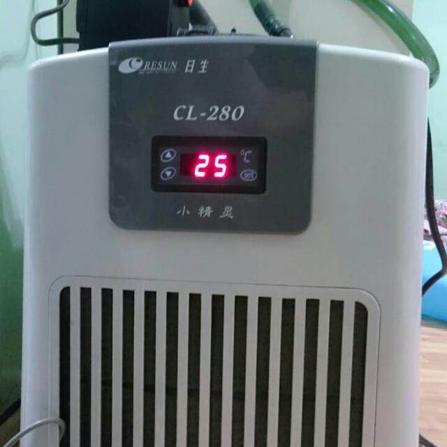 [出售 / 自取][台北萬華] 冷水機 日生 CL-280 送活石 (約10kg)