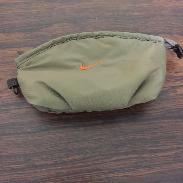 二手九成新 Nike 耐吉 零錢包 包 袋
