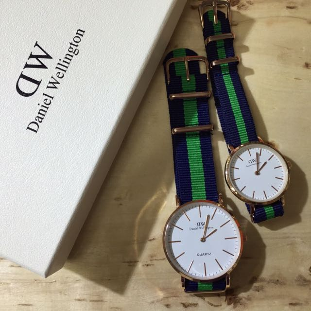DANIEL WELLINGTON COUPLE JAM TANGAN COUPLE DS5 photo photo photo .