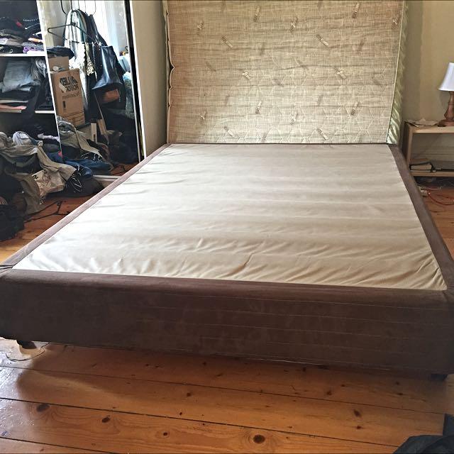 Ensemble Bed Base - Queen