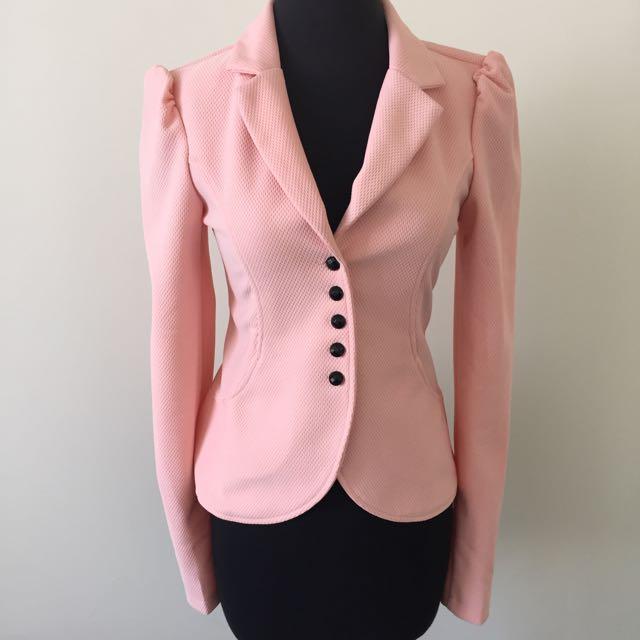 Gorgeous Pink Blazer