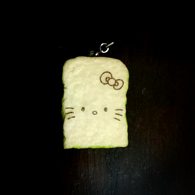 Hello Kitty Bread Squishy