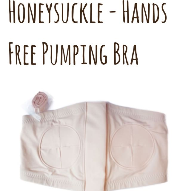 f7e7b0abf87af Honeysuckle Hands free Bra For Breastfeed