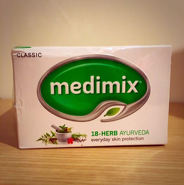 印度香皂Medimix