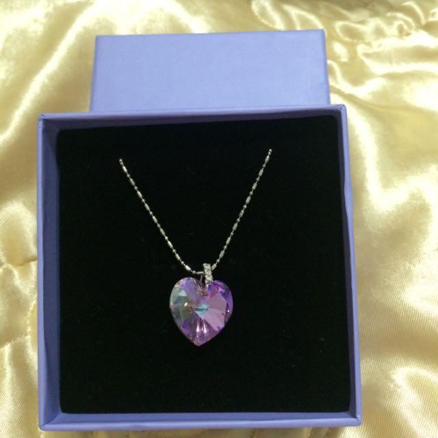 Milan紫水晶項鍊