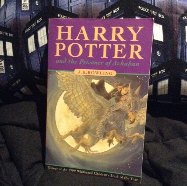 *NEW* Harry Potter + the Prisoner of Azkaban - J.K Rowling