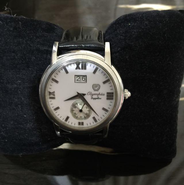 Olympia 男用手錶