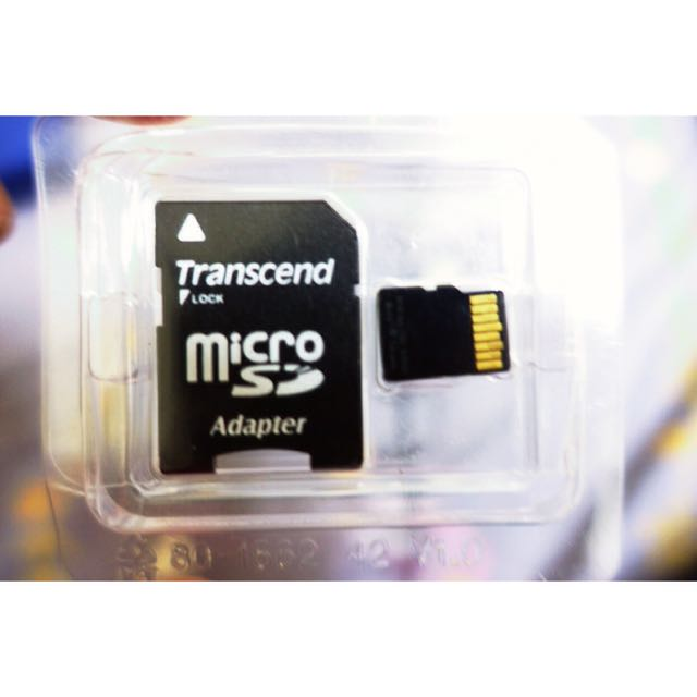 Transcend 創見 16G 記憶卡