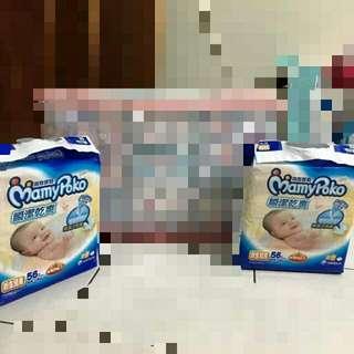 滿意寶寶 新生兒尿布