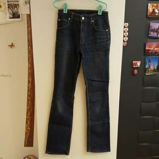 Lee 牛仔褲