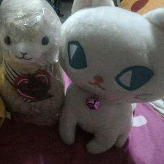 白貓咪(急售)