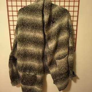 》Bluedeer羊毛針織外套