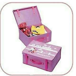 @ Hello Kitty預購專區@ Kitty手提收納箱