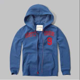 AF 2016冬季新款連帽鋪棉外套 Kids Boy:XL