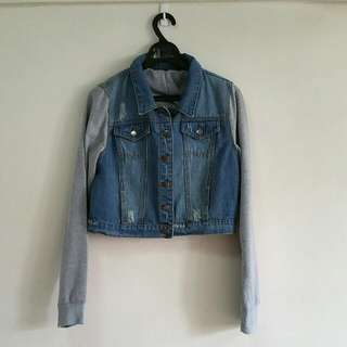Convertable Jeans Jacket