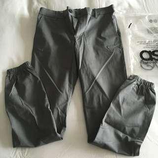 ASOS Light Grey Skinny Trouser W30in - Brand New
